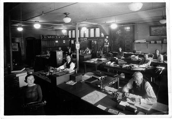 Crown Office 1938